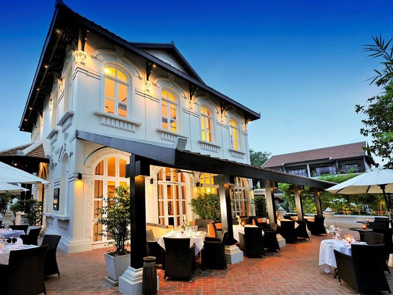 Achevez votre periple à l'Ansara Hôtel, une belle demeure de style colonial