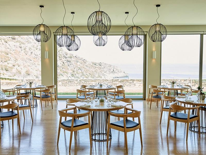 Le restaurant Pangea