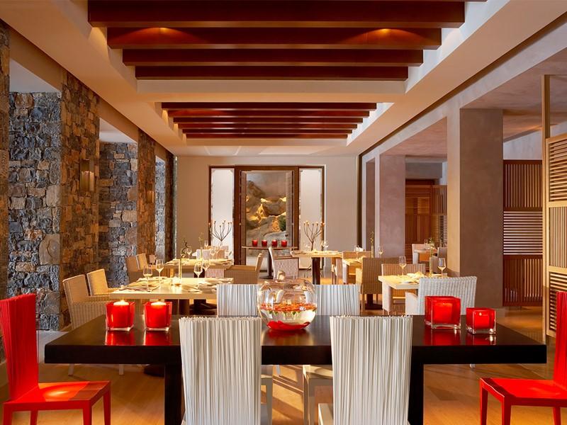 Spécialités méditerranéennes au restaurant Ocean