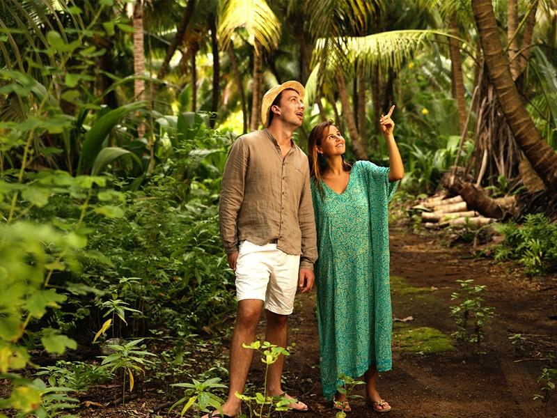 Le Denis Private Island est havre de paix pour les amoureux