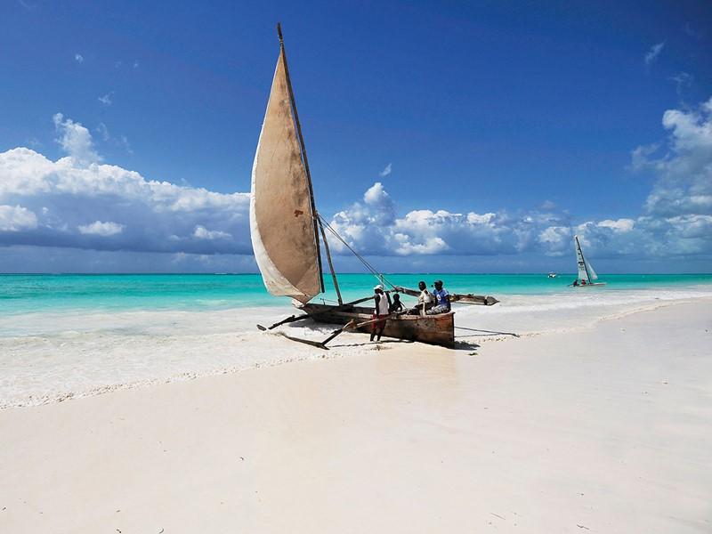 Le Diamonds Mapenzi Beach vous charmera par son lagon turquoise