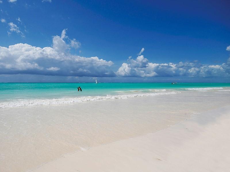 La sublime plage