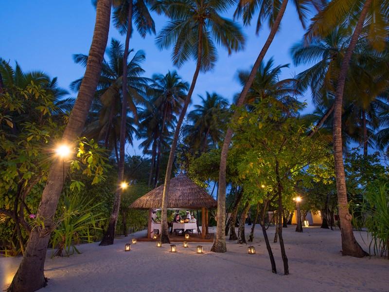 Le Farivalhu Maldivian Restaurant