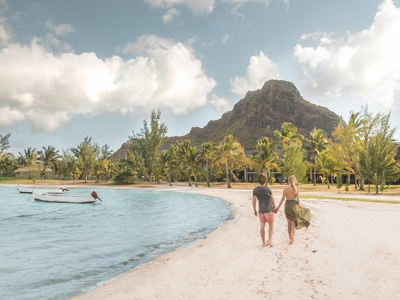 Profitez de la belle plage de sable fin