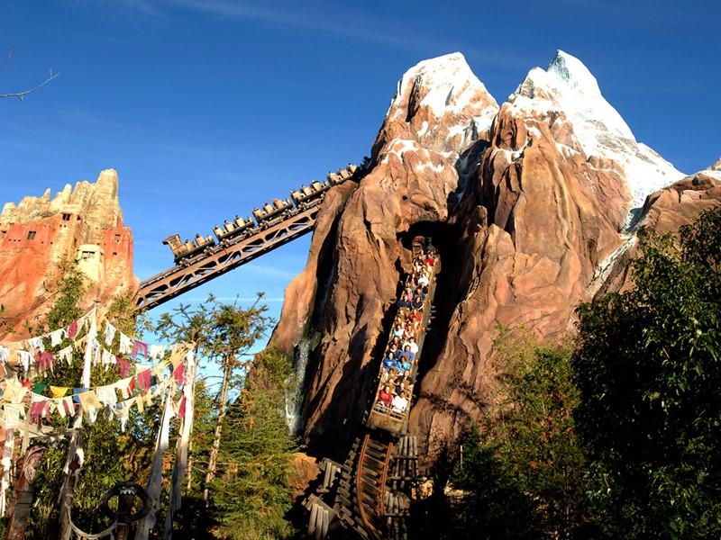 Profitez des différents parcs thématiques Disney au Disney's Animal Kingdom.