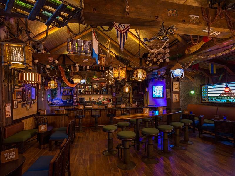 Trader Sam's Grog Grotto du Disney's Polynesian Village