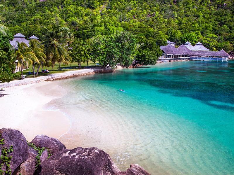 Découvrez les plages des Seychelles