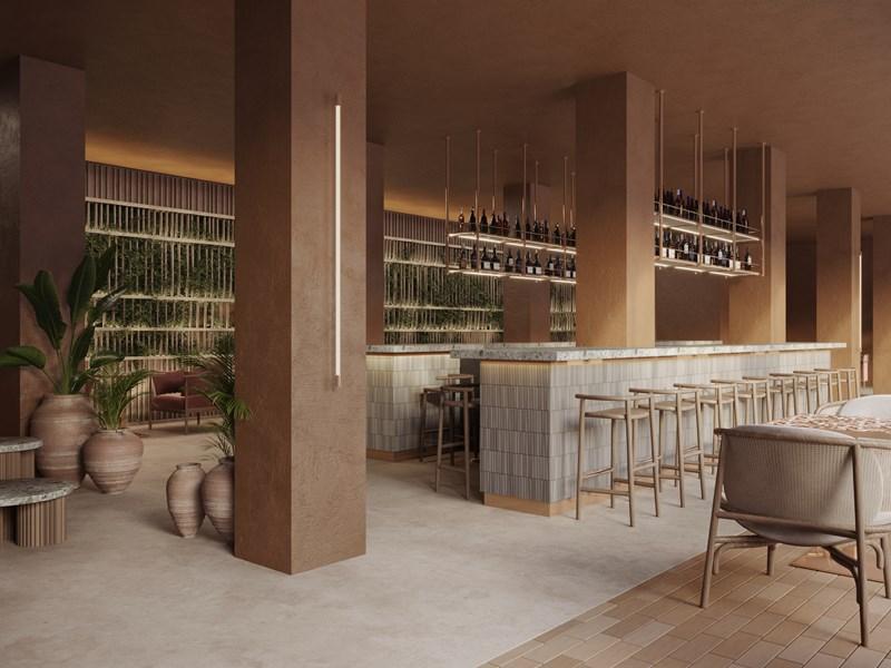 Le Nkallery Lounge Bar