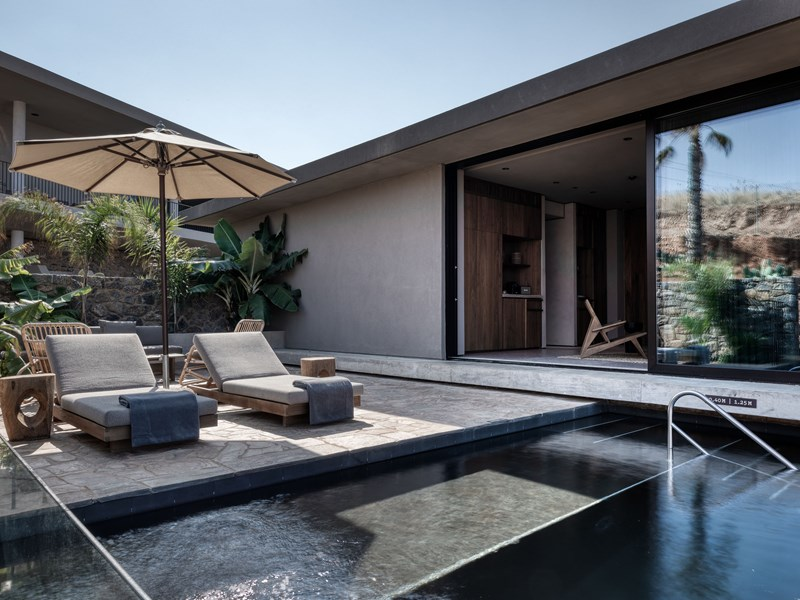 La piscine de The Villa Private Pool