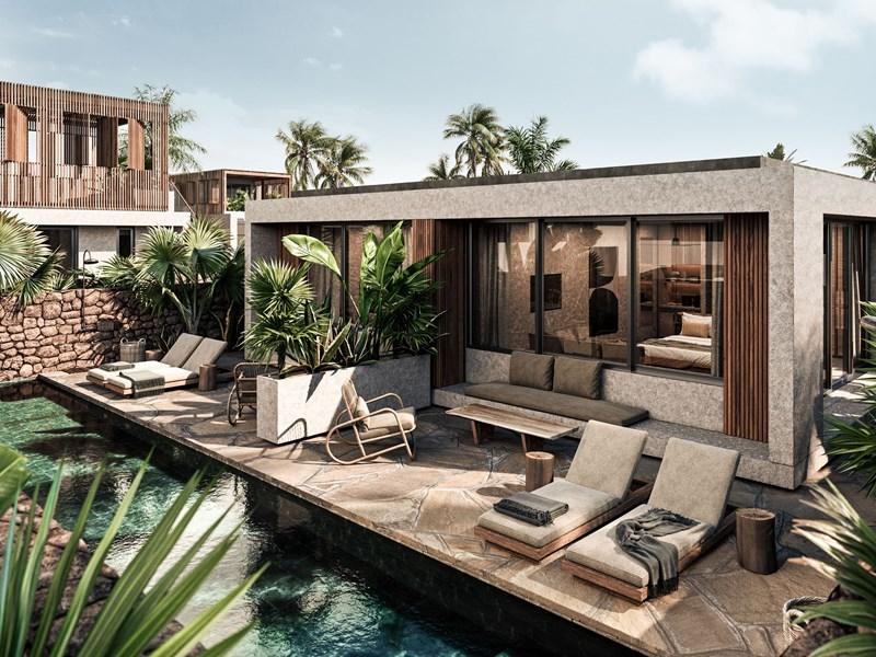 Le Tropical Family Grand Pavilion