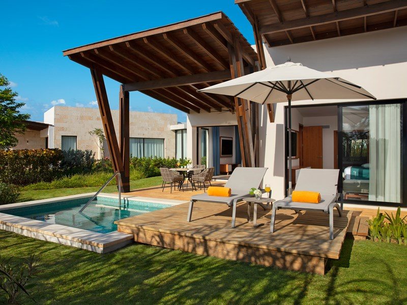 Preferred Club Two-Bedroom Swim-Out Villa