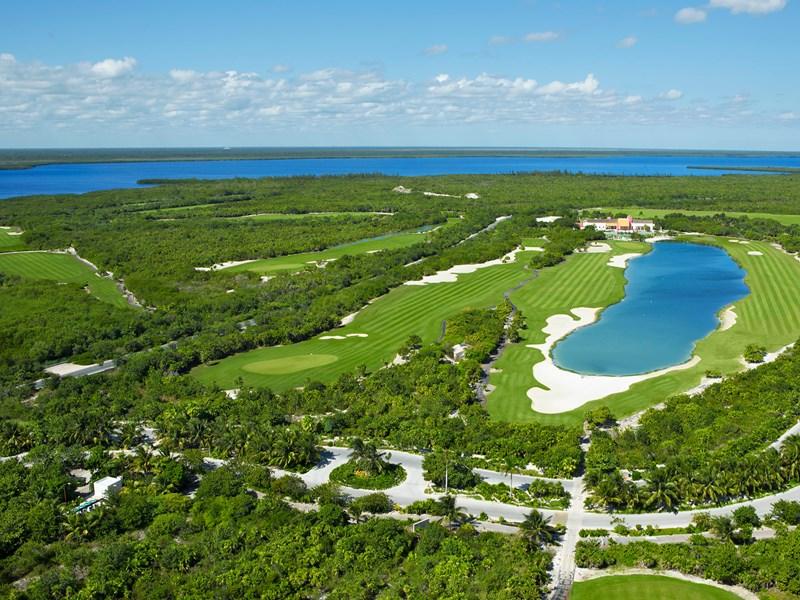 Club de golf de Playa Mujeres