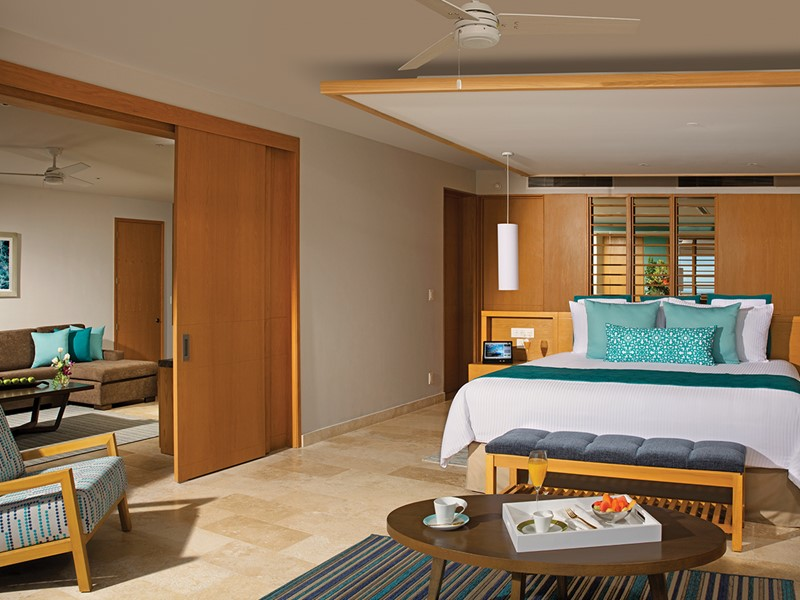 Preferred Club Master Suite Ocean View- Adults Only (+13) du Dreams Playa Mujeres