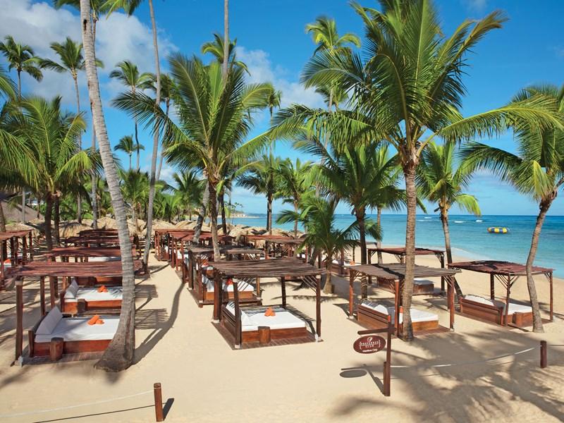 Le Beach Club de l'hôtel, reposez-vous face à la mer