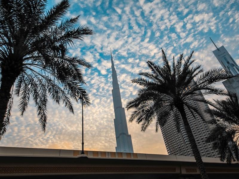Le Burj Khalifa, le plus haut bâtiment du monde