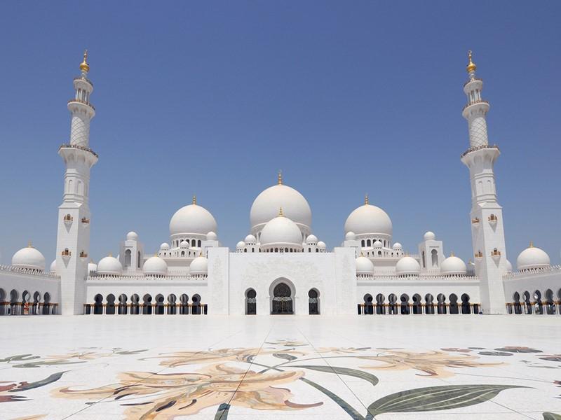La Mosquée Sheikh Zayed
