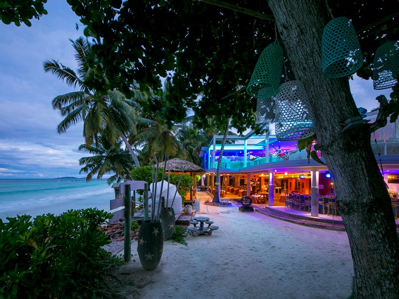 Le Chill Out Tapas Lounge Bar