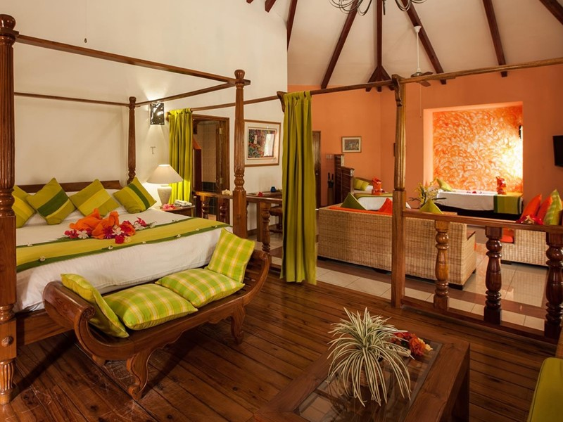 La Family Suite 1 Bedroom de l'hôtel Duc de Praslin