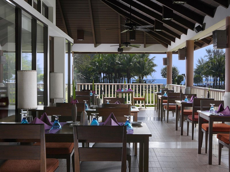 Restaurant Mangosteen du Dusit Thani à Krabi