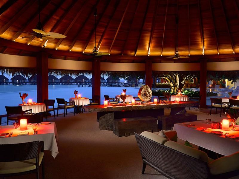 Le restaurant Sea Grill