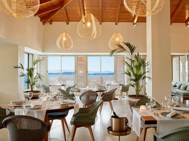 Le restaurant Lofos