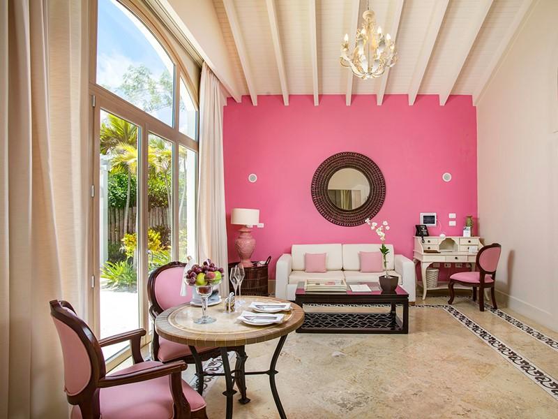 Luxury Pool Family Suite de l'Eden Roc at Cap Cana