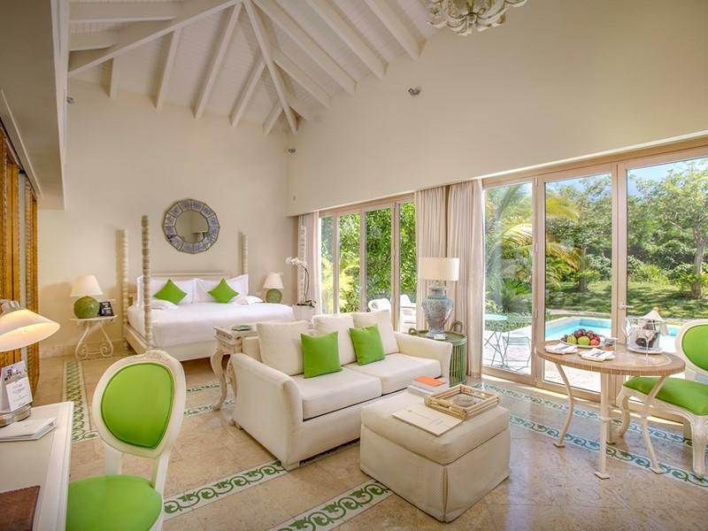Luxury Pool Junior Suite de l'Eden Roc at Cap Cana