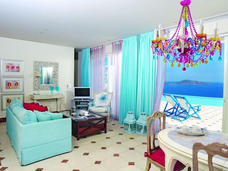 2 Bedroom Executive Spa Private Pool Villa(Heated) de l'Elounda Gulf Villas