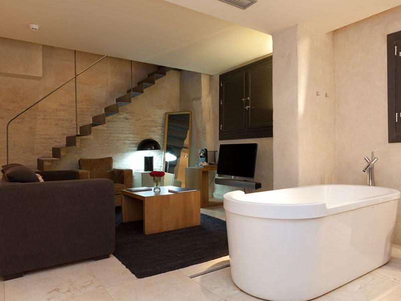 Junior Suite with Views & Terrace du EME Catedral