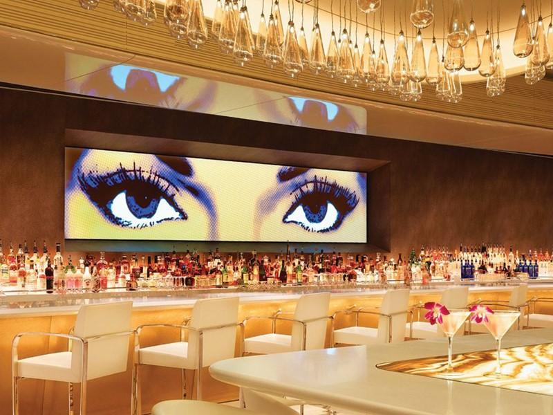 Le restaurant Andrea's de l'Encore at Wynn Las Vegas