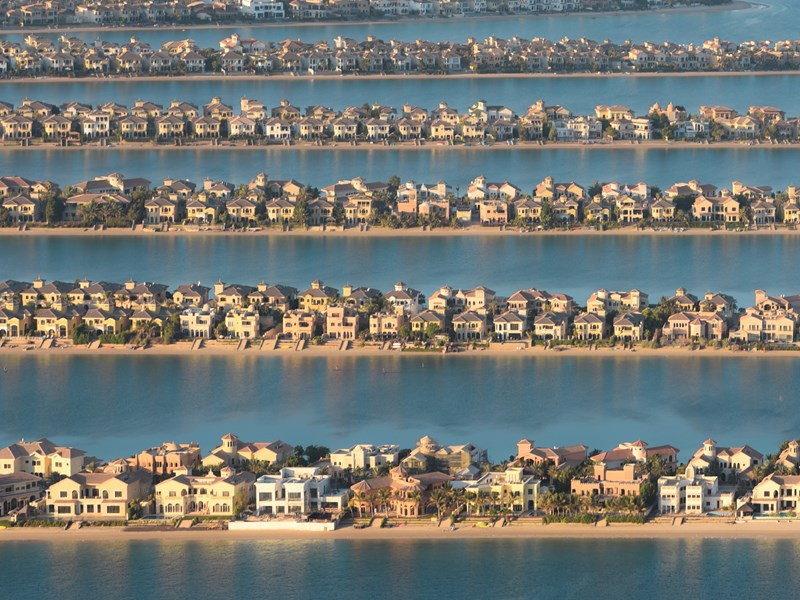 L'urbanisme étonnant de Dubaï