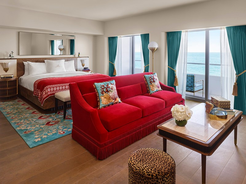 Premier Oceanfront Room du Faena Hotel Miami Beach