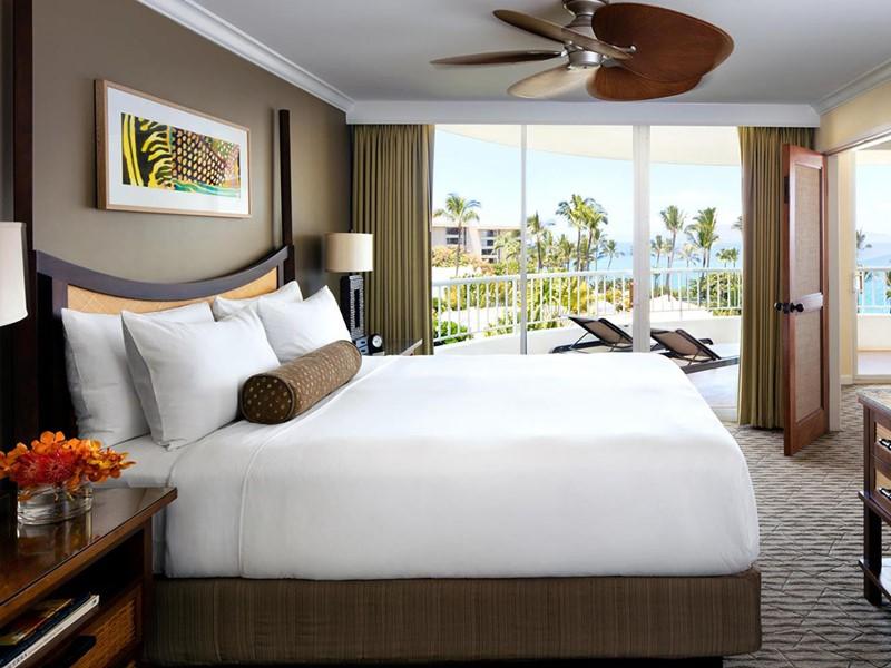 Deluxe Ocean View Suite du Fairmont Kea Lani