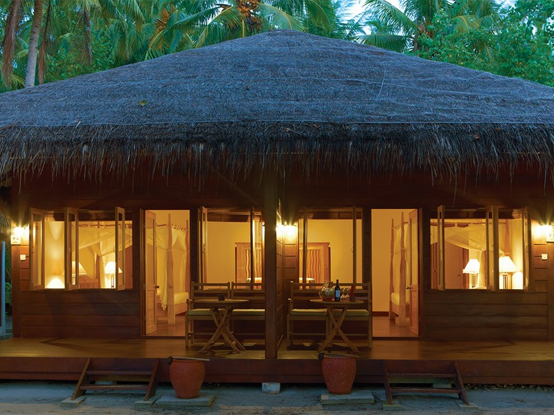 Family Villa du Filitheyo Island Resort aux Maldives