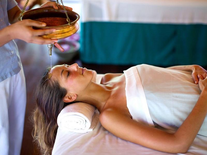 Profitez des soins du spa