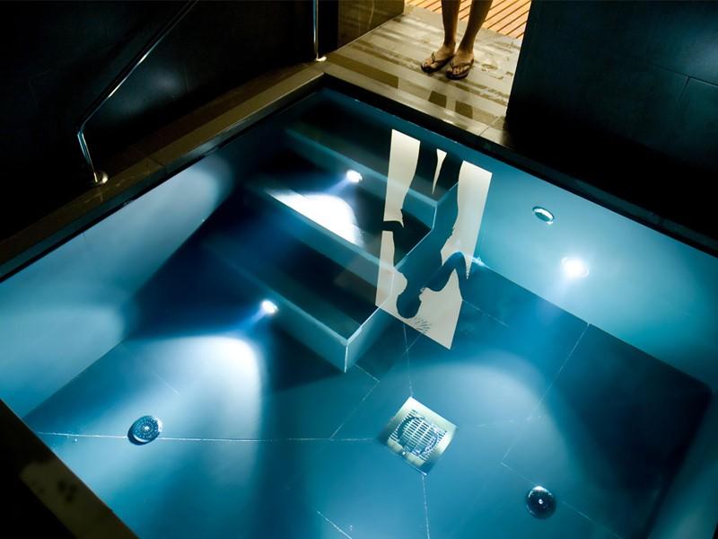Le spa de l'hôtel 5 étoiles Finca Cortesin Golf & Spa