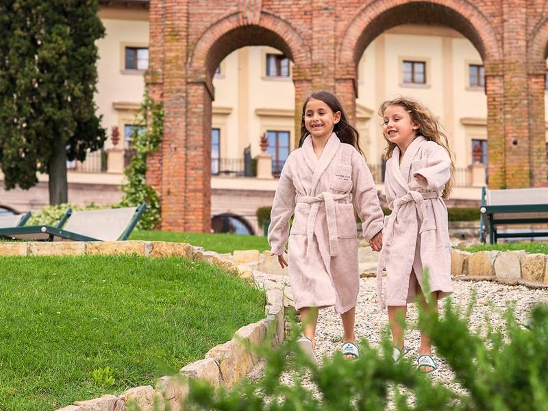 Le Fonteverde Natural Spa Resort est un paradis pour les petits