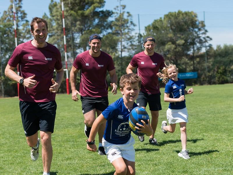 L'académie de rugby