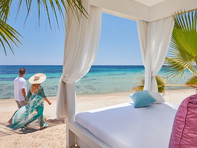 Profitez de la plus belle plage de Sardaigne
