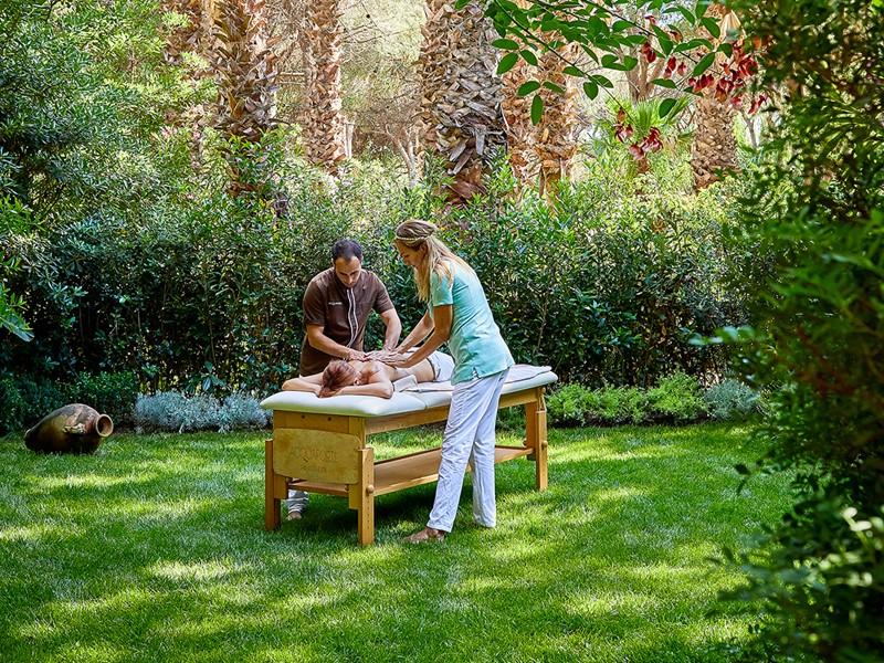 Profitez des soins relaxants à l'Acquaforte Spa