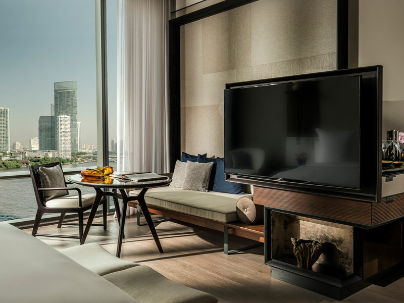 La Riverside Terrace Suite