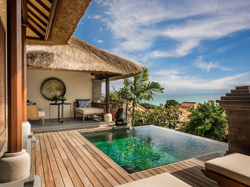 Deluxe Villa du Four Seasons Jimbaran à Bali