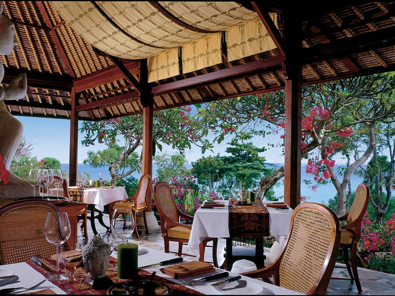 Restaurant Taman Wantilan du Four Seasons