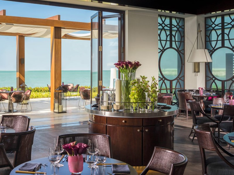 Saveurs asiatiques au restaurant Sea Fu du Four Seasons