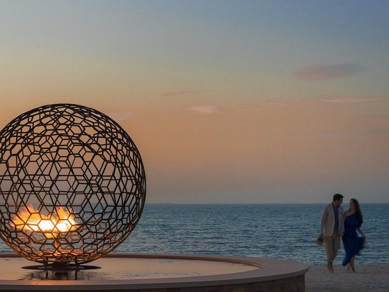 Moments privilégiés en toute intimité au Four Seasons at Jumairah Beach