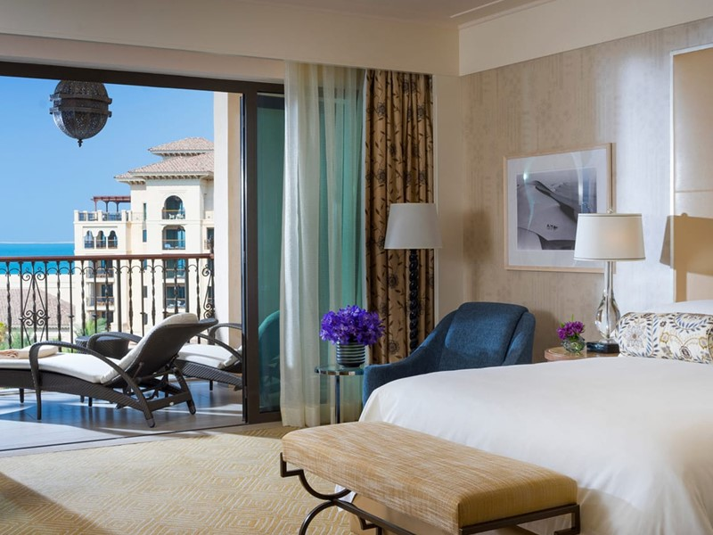 Imperial Suite du Four Seasons Dubaï At Jumeirah Beach