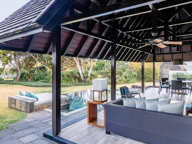 Three Bedroom Partial Ocean View Residence Villa