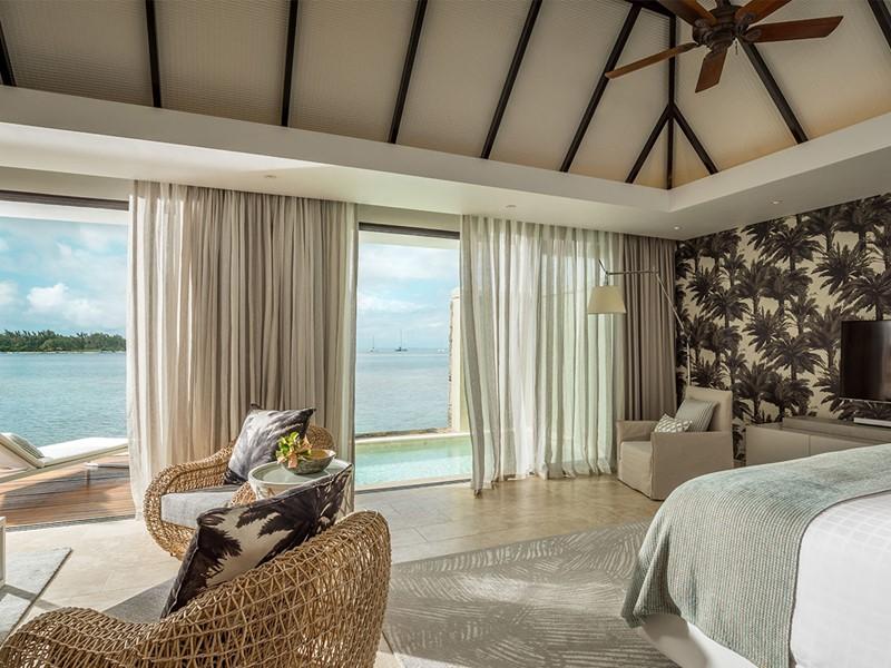 Presidential Suite du Four Seasons Resort à Belle Mare