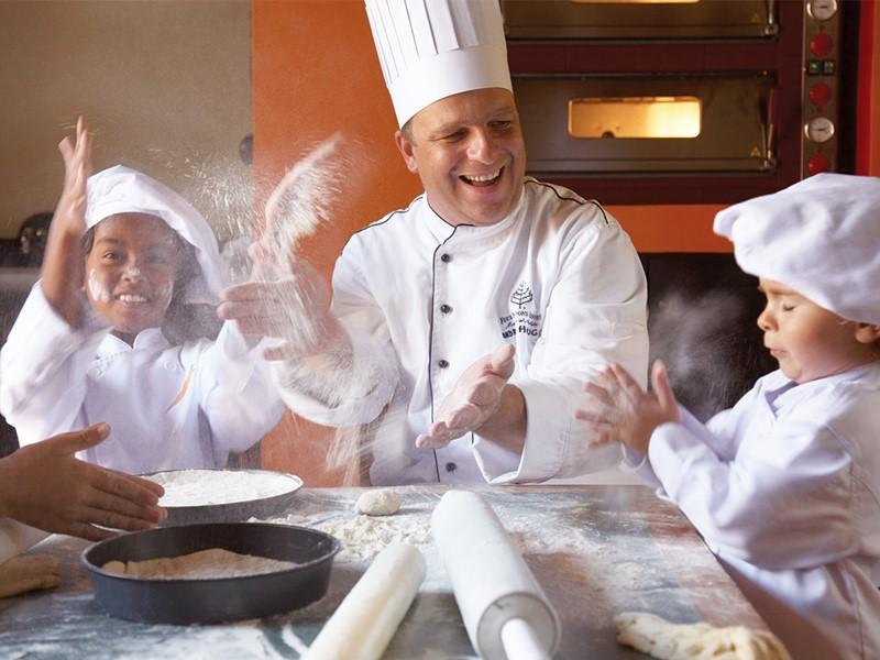Activités pour enfants au Four Seasons Resort Mauritius
