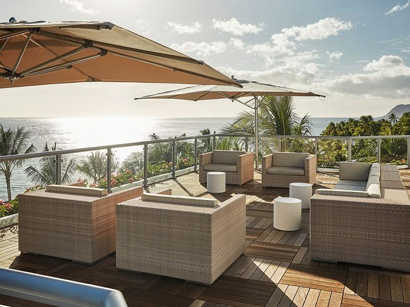 Magnifique vue sur l'océan depuis Four Seasons Oahu